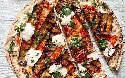 RECIPE: Eggplant Pizza by Believe to Achieve