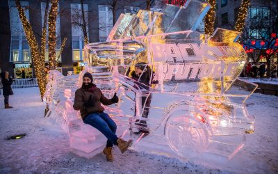 Take a Trip Around the World at Bloor-Yorkville IceFest