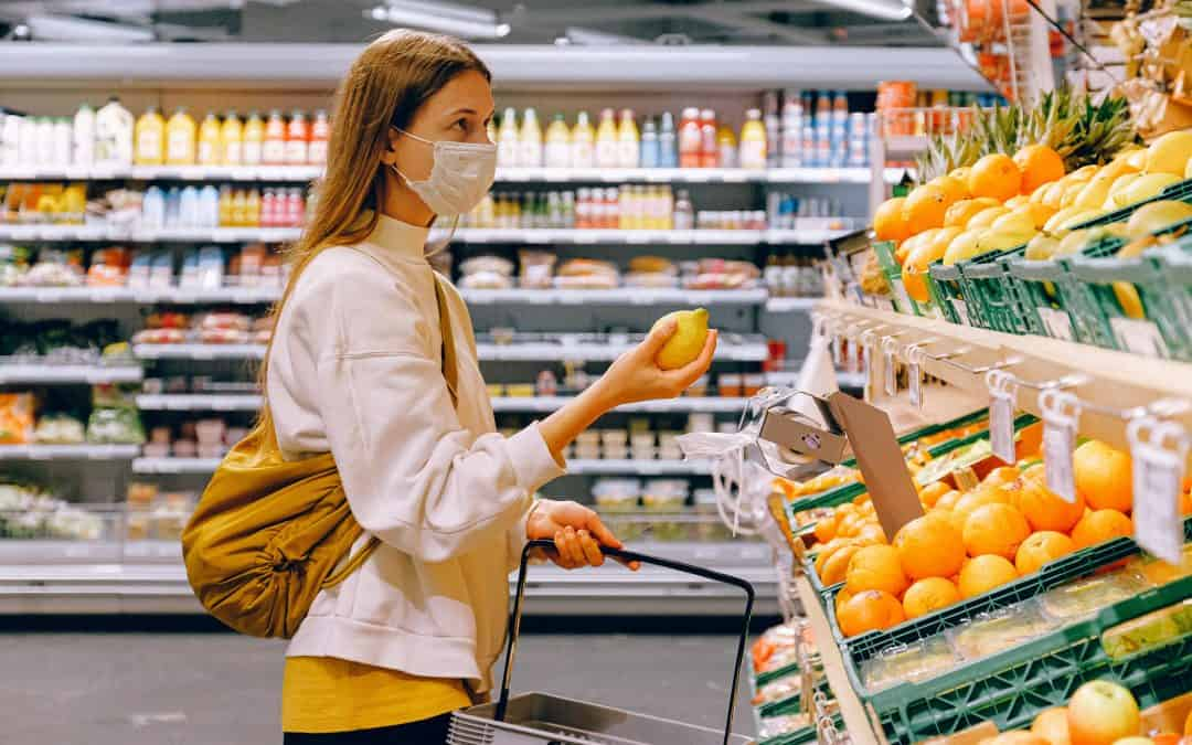 7 SIMPLE STEPS to Sustainable Grocery Shopping and Eating Habits