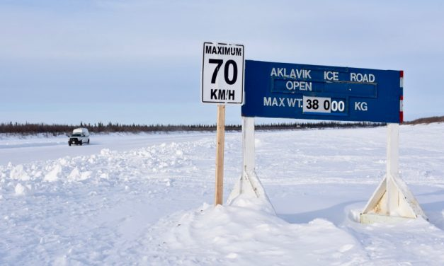 HEARTY, YET HUNGRY: Northern Food Shipment Arrives in Aklavik, NWT