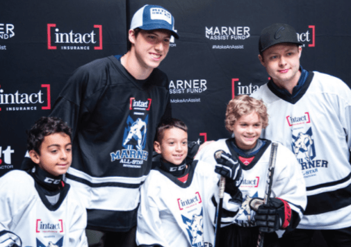 HOLIDAY SPIRIT: Toronto Maple Leafs' Mitch Marner Fundraises 120,000 Meals For Canadians In Need