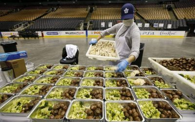 Second Harvest Helping to Bring Thousands of Ready-to-Heat Meals to Canadians in Need