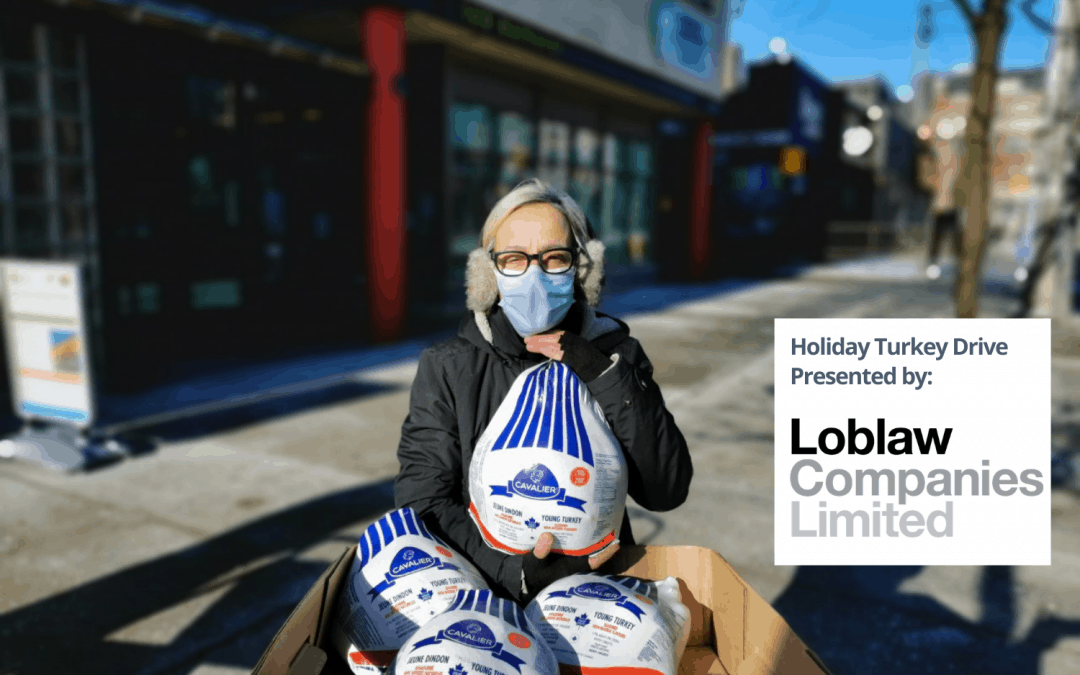 BRINGING HOLIDAY CHEER: Your Support Helped Us Provide 10,500 Turkeys & Hams!