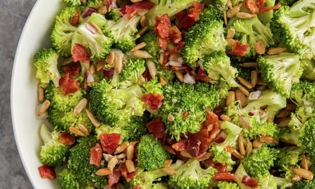 RECIPE: Broccoli Salad, by Centre for Opportunities, Respect and Empowerment