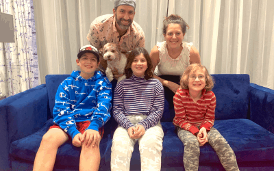 5 Questions with…the Tobin-Krofchick Family